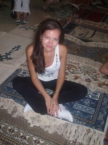 На килимите на Кайруан
