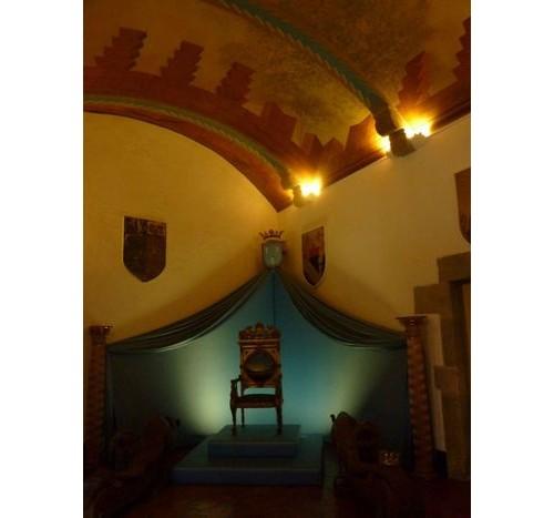 В замъка