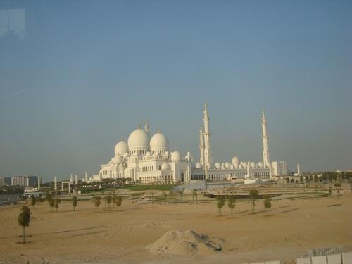 Втората по големина джамия в света