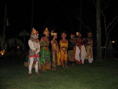Балийски танцьори