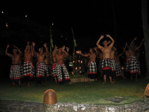 Ритуален танц