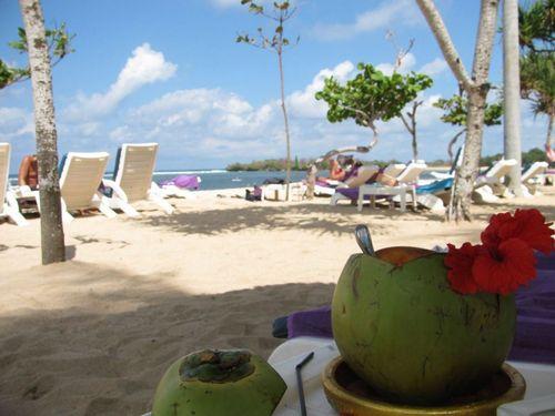 Бали- коктейли на плажа