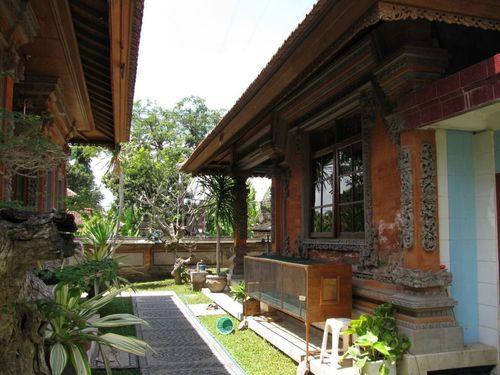 Бали, дом