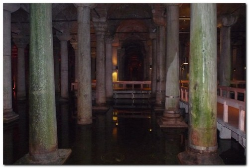 Цистерната на Базиликата