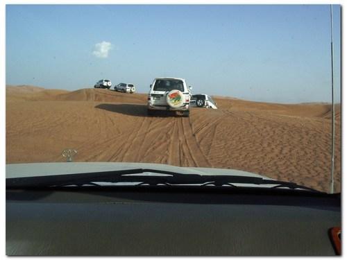 Сафари в пустинята