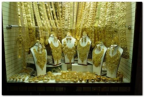 На пазара за злато