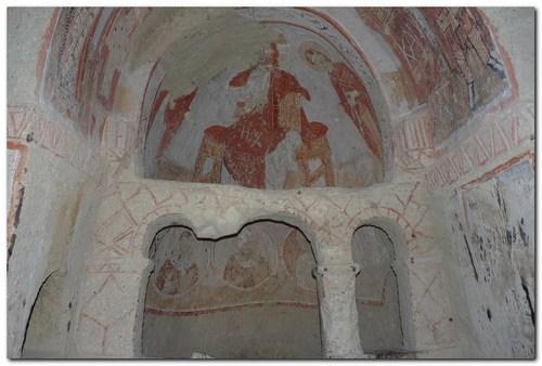 В скалните църкви