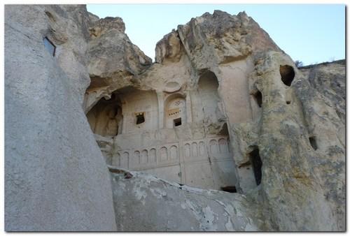 Гореме-скалните църкви