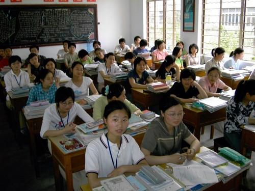 Китайските ученици