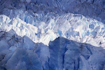 Върховете на ледника
