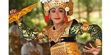 Бали, ритуален танц