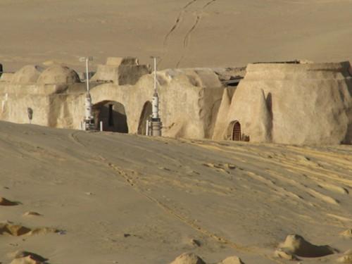 Пустинен град, Междузвездни войни