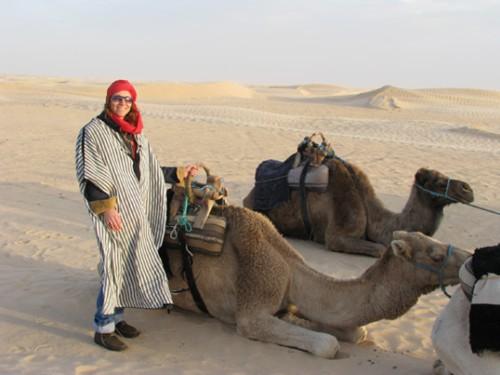 При камилите
