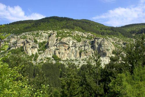 тракийски скални ниши