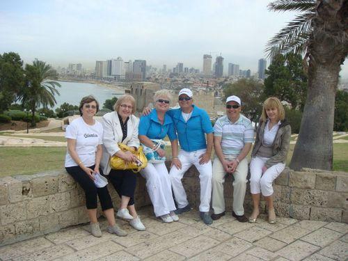 Яфо, изглед към Тел Авив