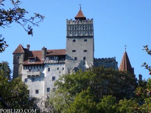 Замъкът Бран