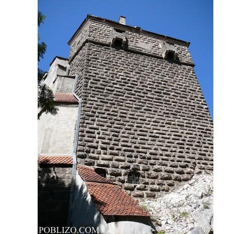Една от крепостните стени