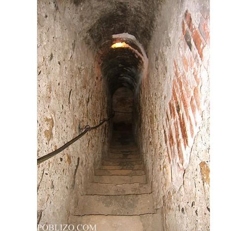 Проход в крепостта
