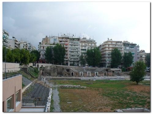 Римски форум в Солун