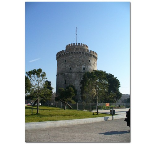 Бялата кула в Солун