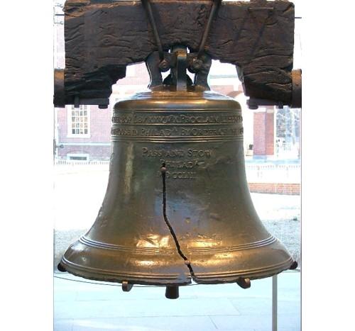 Пукнатата камбана