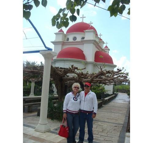 Църквата на Галилейското езеро