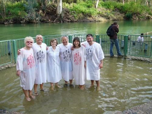 Свещената река Йордан