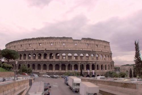 Величественият Колизеум