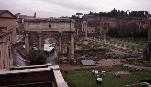 Части от Римския Форум
