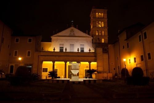 Църквата Санта Мария в Трастевере