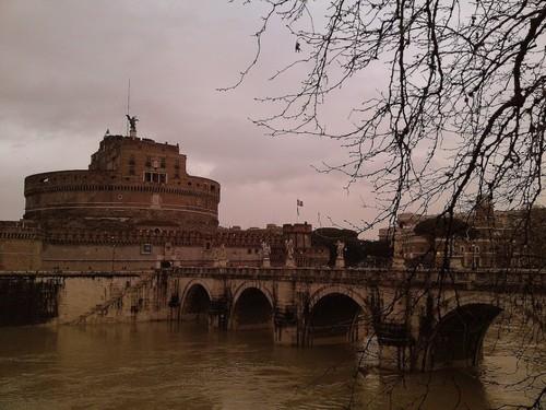 Замъка Сан Анджело (и пак..)