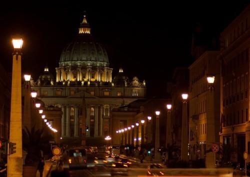 Via Della Conciliazione, водещ към Свети Петър