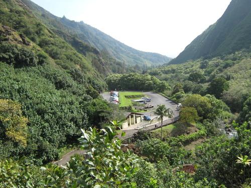 В тази красива долина се е състояла най-кървавата битка на о. Мауи
