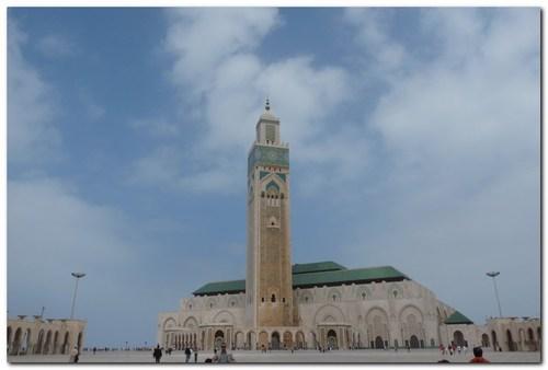 Джамията Хасан ІІ