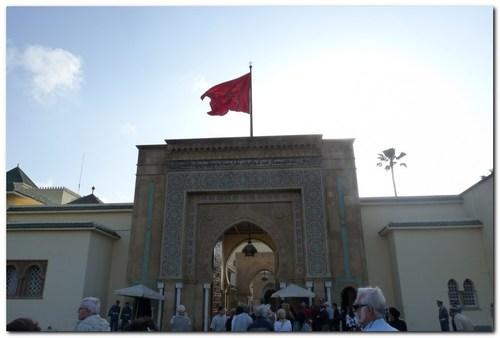 Рабат,резиденция на краля Мохамед VІ
