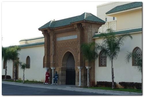 Рабат, резиденция на краля Мохамед VІ