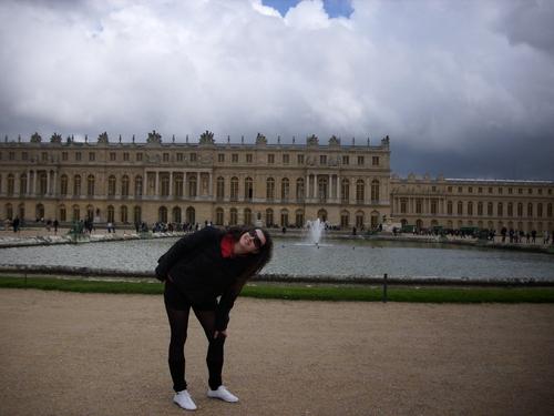 Версайският дворец – Франция –Париж