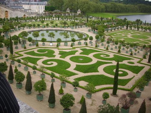 Версайските градини – Франция –Париж