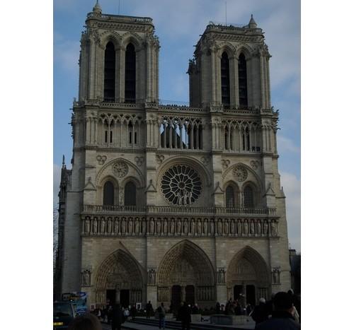 Катедралата Нотердам – Франция –Париж