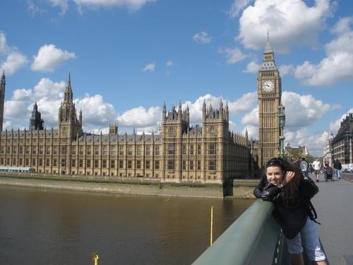 Пред Биг Бен – Англия – Лондон