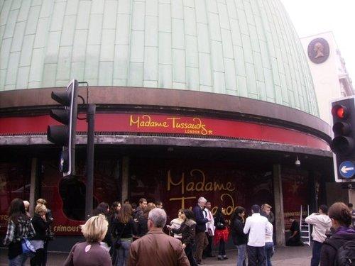 Музеят на восъчните фигури Мадам Тюсо – Англия – Лондон