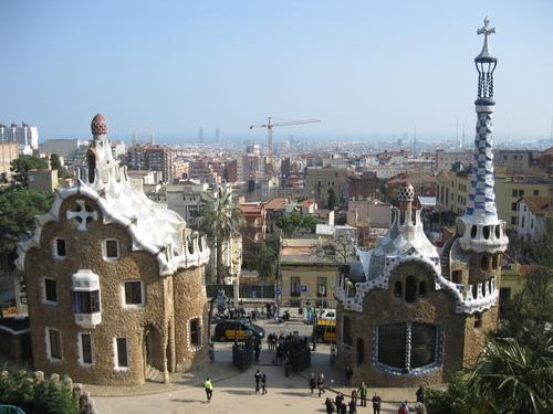 Парк Гюел – Испания – Барселона