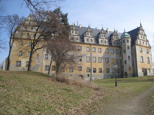 Замъкът, превърнат в сиропиталище – Полша – Олешница