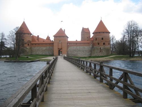 Замъкът на Литовски Дюк – Литва – Тракай