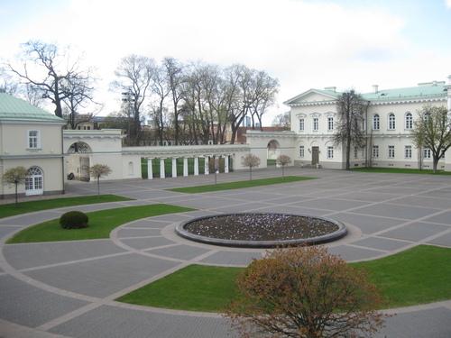 Президентството в Литва - Вилнюс