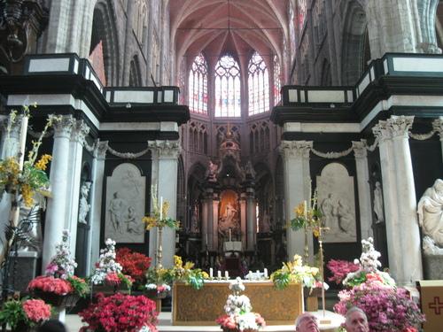 Църквата Св. Николай в Гент – Белгия
