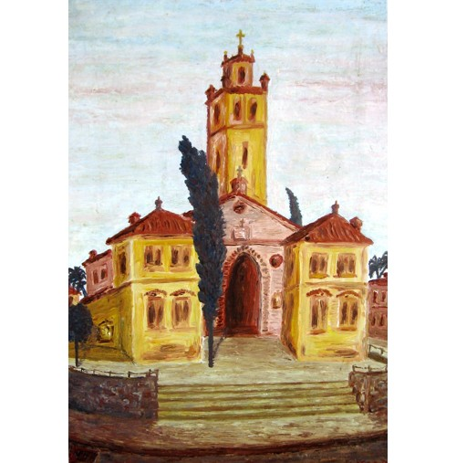 Църквата Света Магдалена