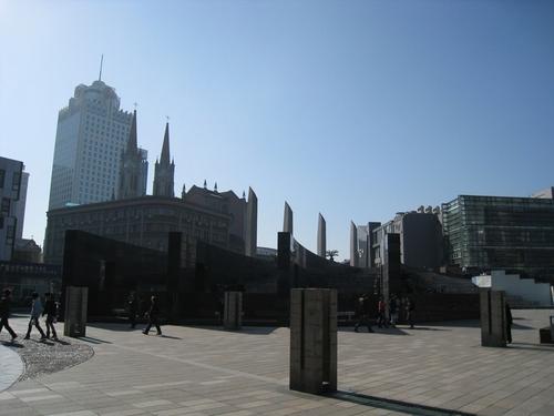 центърът на Нингбо