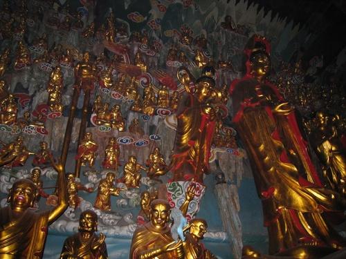 500-те проявления на Буда