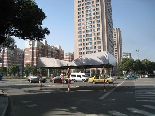 Кръстовищата в града
